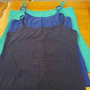 Tops - 3 size L camisole size L